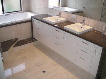 Bathrooms & Laundries